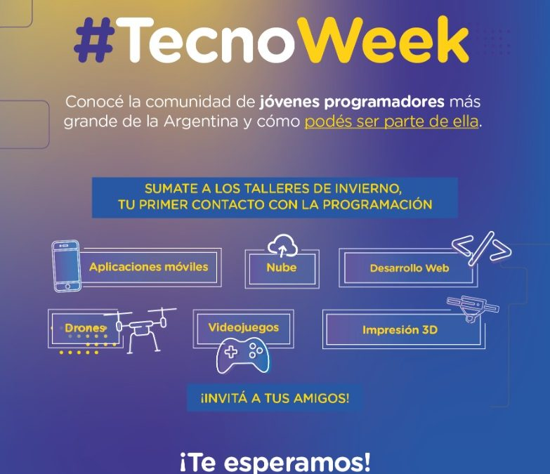 #TecnoWeek